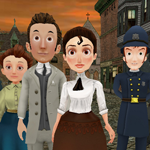 The immersive history game that places you in a mill town in 1907